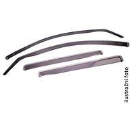 HEKO ofuky pro Peugeot 407 sed, 4 dvěřové (od 04) - Ofuky oken