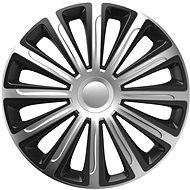 "VERSACO Trend silver/black 16"" - Poklice na auto"
