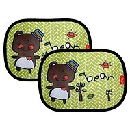 Compass 2pcs BEAR - Car Sun Shade