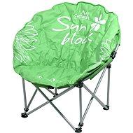 Cattara FLOWERS Green - Fishing Chair