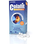 Colafit with Vitamin C 60 Blocks + 60 Tablets - Colagen