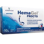 HemaGel PROCTO Suppositories 10 pcs - Medical Device