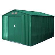 G21 GAH 580 - 251 x 231cm, zelený - Zahradní domek