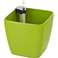 G21 Květináč Cube maxi zelený 45cm - Květináč