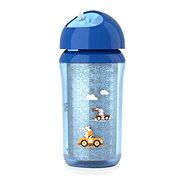 Philips AVENT láhev termo 260 ml, modrý - Láhev na pití pro děti