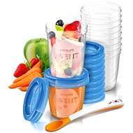 Philips AVENT VIA Dining set for toddlers 20 pc - Food Container Set