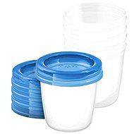 Philips AVENT VIA Cups 180ml - 5pcs - Food Container Set