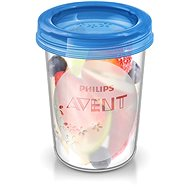 Philips AVENT VIA cups 240 ml with lid - Food Container Set
