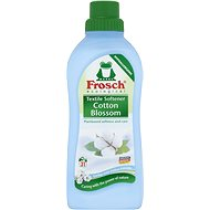 FROSCH EKO Květ bavlny 750 ml (31 praní) - Eko aviváž