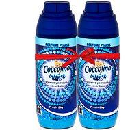 COCCOLINO Intense Fresh Sky 2× 250 g - Kuličky do pračky