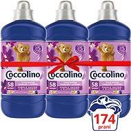 COCCOLINO Creations Purple Orchid & Blueberry 3× 1,45 l (174 praní)