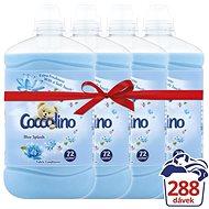 COCCOLINO Blue Splash 4× 1,8 l (228 praní) - Aviváž