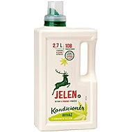 JELEN Fabric Softener with Cannabis Oil 2.7l (108 Washes) - Eco-Friendly Fabric Softener
