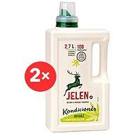 JELEN Aviváž s konopným olejem 2× 2,7 l (216 praní) - Eko aviváž