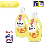 LENOR Summer Breeze 2 × 2,905 l (192 washes)
