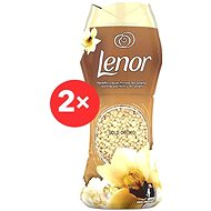 LENOR Gold Orchid 2 × 210 g - Vonné perličky