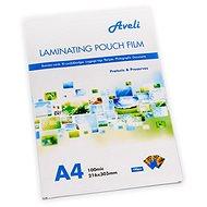 AVELI A4/200 lesklé - Laminovací fólie