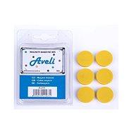 AVELI žlutý - Magnet