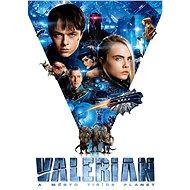 Valerian a město tisíce planet - Film k online zhlédnutí