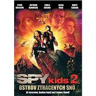 Spy Kids 2: Ostrov ztracených snů