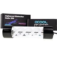 Alphacool Eisbecher Helix 250mm - bílý - Expanzní nádoba