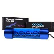 Alphacool Eisbecher Helix 250mm Reservoir- modrý - Expanzní nádoba