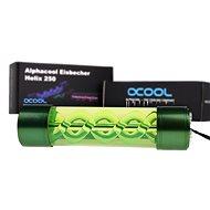 Alphacool Eisbecher Helix 250mm Reservoir- zelený - Expanzní nádoba