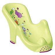 OKT Lehátko do vany HIPPO - zelené - Lehátko do vaničky