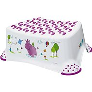 OKT HIPPO step stool - white - Stepper