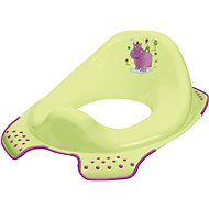 OKT WC Adapter HIPPO - Green - Toilet seat