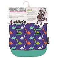 Cuddle Co. Podložka do kočárku Dinosaurs - Podložka do kočárku