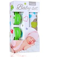 T-tomi Baby Set - zelení sloni - Dětský set