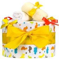 T-tomi Plenkový dort velký - žirafa - Plenkový dort