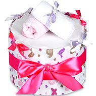 T-tomi Plenkový dort LUX velký - šnek - Plenkový dort