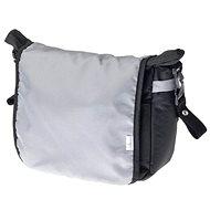 CARETERO taška na kočárek - černá/béžová - Taška na kočárek