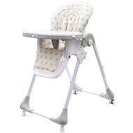 New Baby Jídelní židlička Gray Star - Jídelní židlička