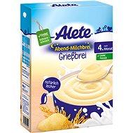 ALETE Večerní mléčná rýžovo-kukuřičná kaše 400 g - Mléčná kaše
