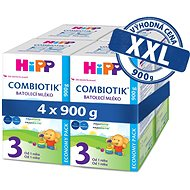 HiPP 3 Junior Combiotik 4× 900 g
