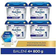 Nutrilon 1 Profutura počáteční kojenecké mléko 0+ 4× 800 g - Kojenecké mléko