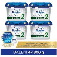 Nutrilon 2 Profutura pokračovací kojenecké mléko 6+ 4× 800 g - Kojenecké mléko