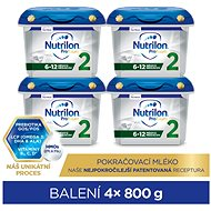 Nutrilon 2 Profutura Follow-On Milk Formula 6+, 4×800g - Baby Formula
