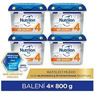 Nutrilon 4 Profutura batolecí mléko 24+ 4× 800 g