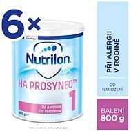 Nutrilon 1 HA PROSYNEO speciální počateční kojenecké mléko 6× 800 g