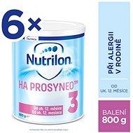 Nutrilon 3 HA PROSYNEO speciální mléko pro malé děti 6× 800 g