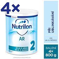 Nutrilon 2 AR speciální pokračovací mléko 6m+ 4× 800 g