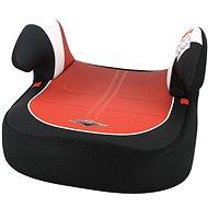 NANIA Dream Racing Red 15–36 Kg - Podsedák do auta