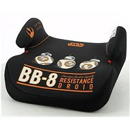 NANIA Topo Comfort Marvel Star Wars 15–36 Kg - Podsedák do auta