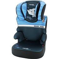 NANIA Befix Adventure Shark 15–36kg - Car Seat
