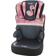 NANIA Befix Adventure Flamingo 15–36 Kg - Autosedačka