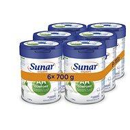 Sunar Expert AR+Comfort 1, 6× 700 g - Kojenecké mléko